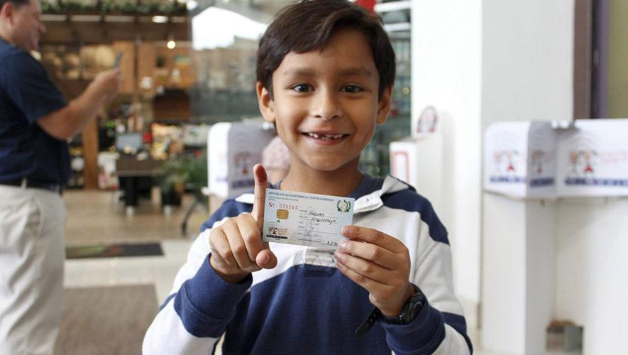 Fecha de las Elecciones Infantiles en Guatemala 2019