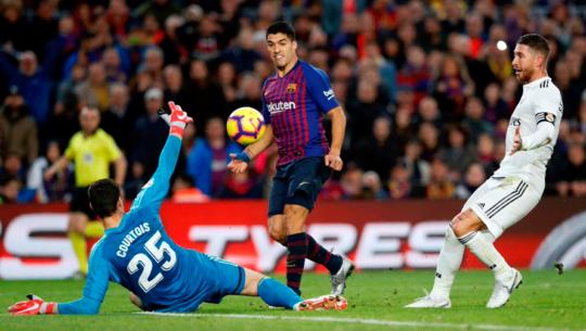Fecha y hora en Guatemala para ver el clásico Barcelona vs. Real Madrid, semifinales de Copa del Rey 2019