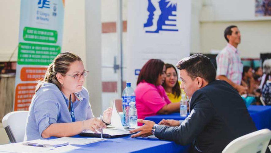Feria de empleo para estudiantes de la USAC   Febrero 2019