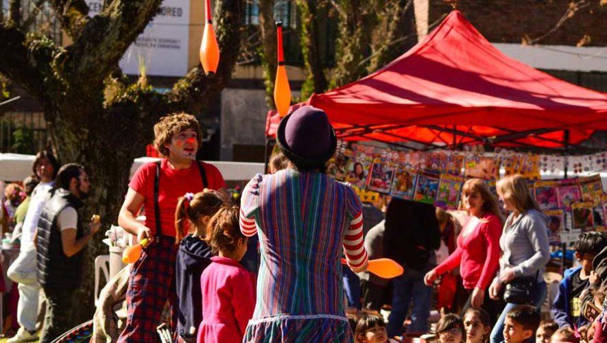 Festival familiar en El Cuartito, Xela   Febrero 2019