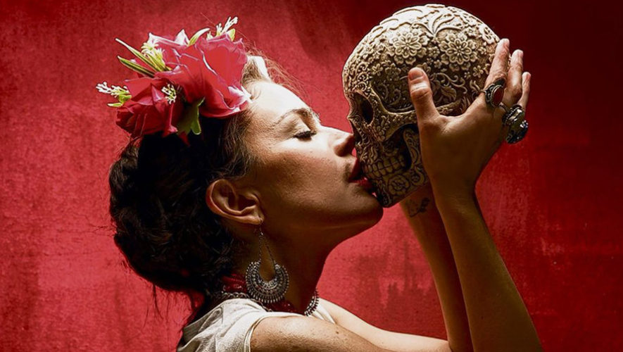 Frida Libre, obra de teatro acerca de Frida Kahlo en Guatemala   Marzo 2019