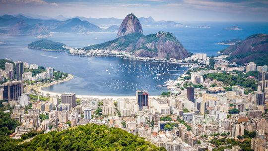 Gana un viaje todo incluido a Brasil este 2019