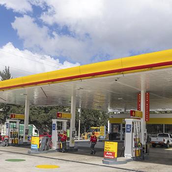 Gasolineras Shell cumplen 80 años en Guatemala
