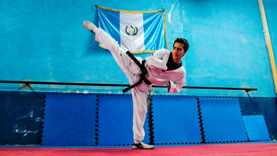 Gersson Mejía es cuarto lugar del Ranking Mundial de Parataekwondo 2019