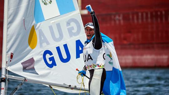 Guatemala a través de la historia de los Juegos Panamericanos