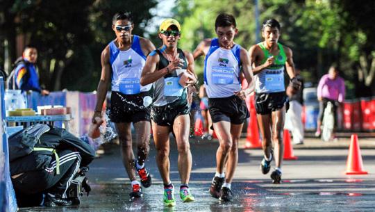 Guatemala será la sede del Campeonato Centroamericano de Marcha 2019
