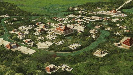 Se descubrieron más de 60 mil estructuras mayas en la Cuenca El Mirador