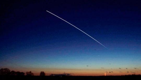 Hora y fecha para ver el paso de la Estación Espacial Internacional en Guatemala