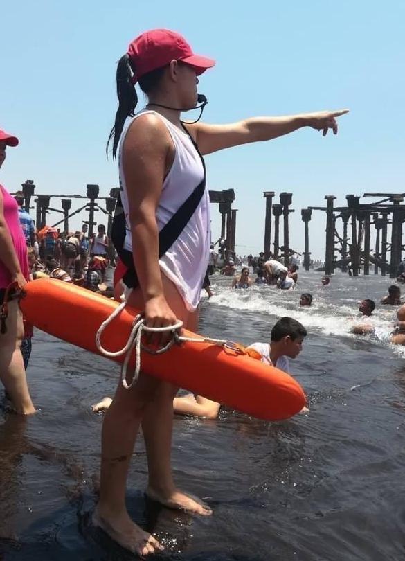 IGSS ofrece oportunidad de empleo para Salvavidas en Semana Santa 2019
