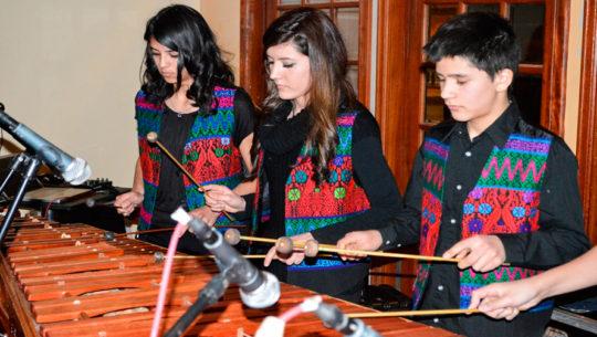 Impartirán clases gratuitas de marimba en la Ciudad de Guatemala durante el 2019