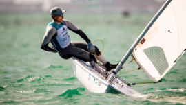 Juan Maegli finalizó en el top 10 de la World Cup Series Miami 2019