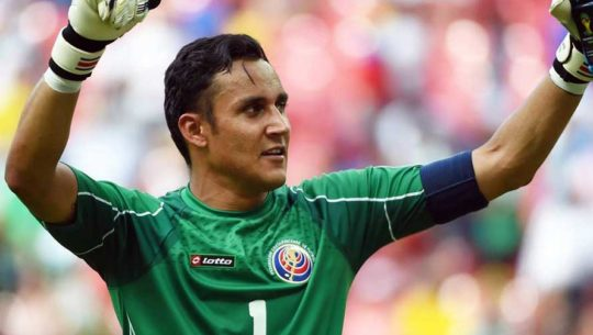 Keylor Navas jugará en el partido amistoso contra Guatemala en marzo 2019