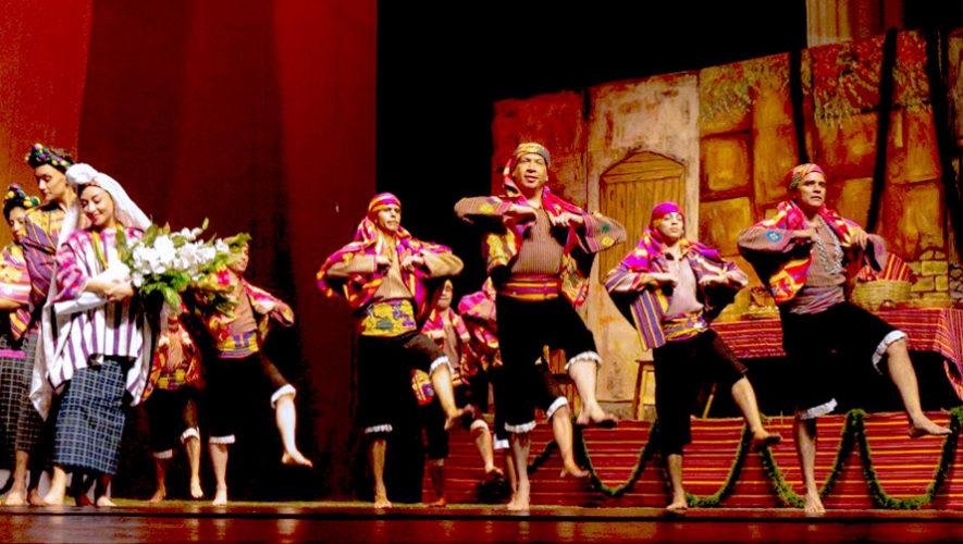 La Patria del Criollo, por el Ballet Moderno y Folklórico Nacional | Marzo 2019