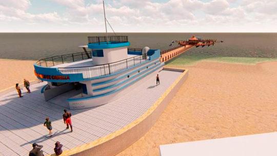 Los nuevos muelles que construirán en Guatemala en 2019
