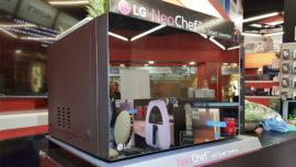 Microondas Neochef de LG propone nuevas formas de cocinar en Guatemala
