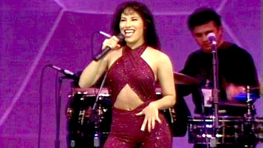 Noche con música de Selena en Guatemala | Marzo 2019
