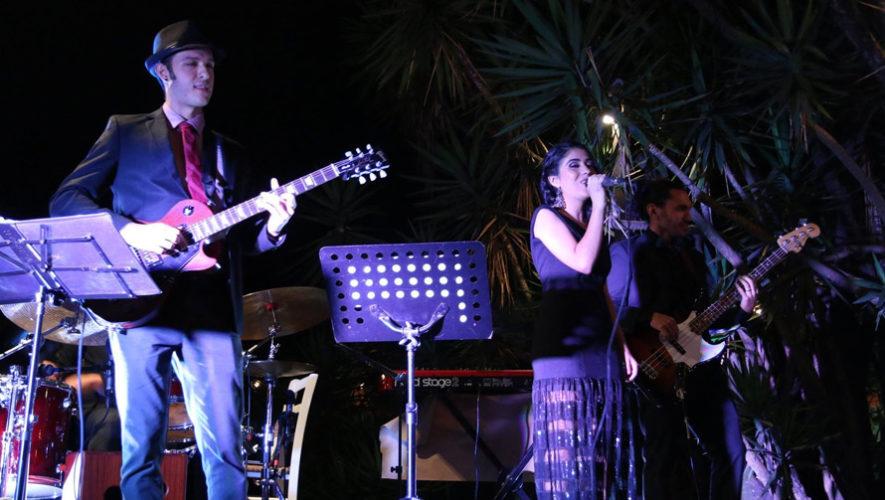 Noche de jazz a cargo de la banda Smoothie en Antigua Guatemala | Febrero 2019