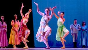 Otelo, temporada escolar del Ballet Nacional de Guatemala | Abril 2019