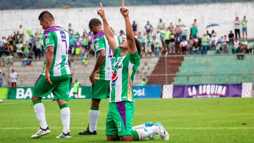 Partido de Antigua y Chiantla por el Torneo Clausura | Febrero 2019