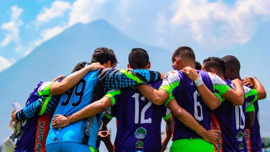 Partido de Antigua y Siquinalá por el Torneo Clausura | Marzo 2019