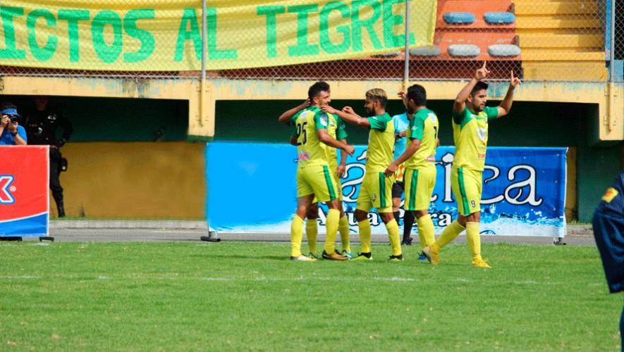 Partido de Chiantla y Cobán por el Torneo Clausura | Febrero 2019