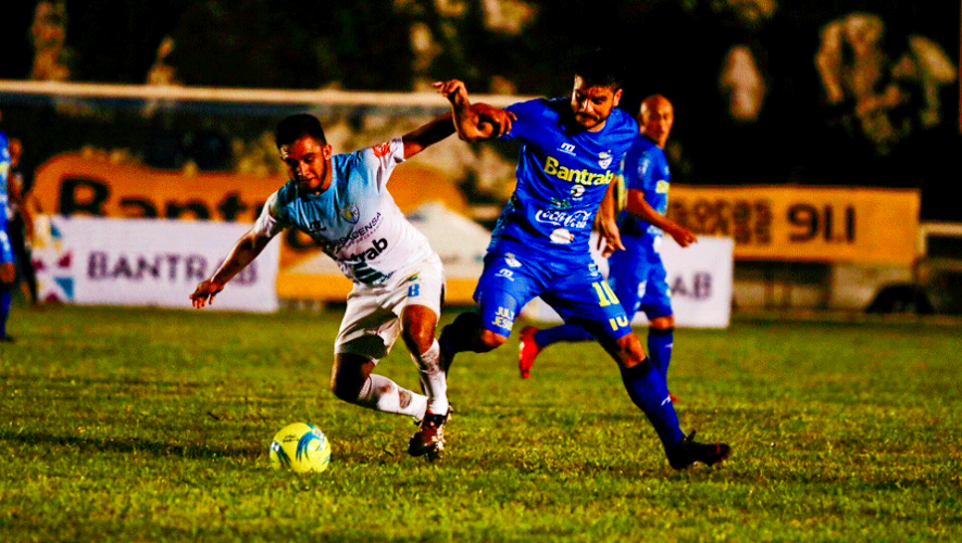 Partido de Cobán y Sanarate por el Torneo Clausura | Febrero 2019