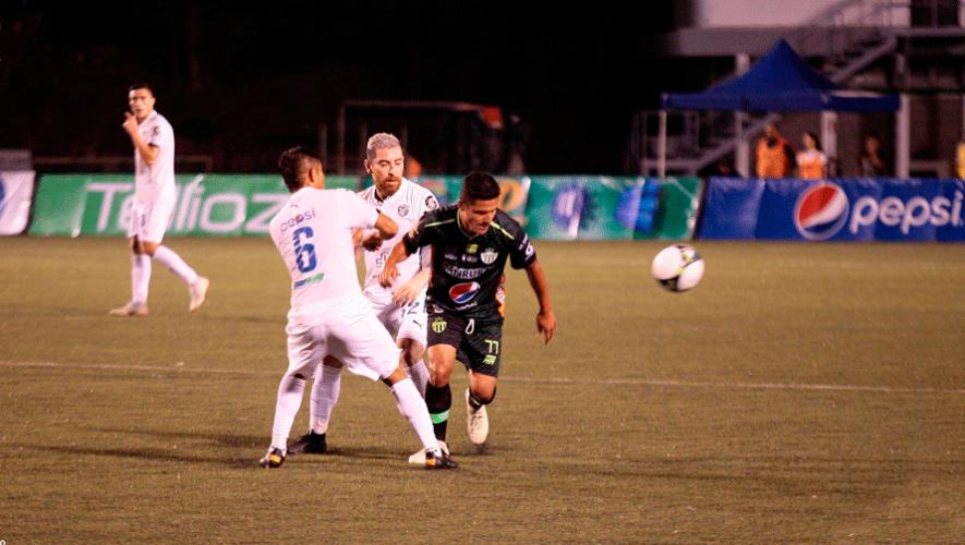 Partido de Comunicaciones y Antigua por el Torneo Clausura | Febrero 2019