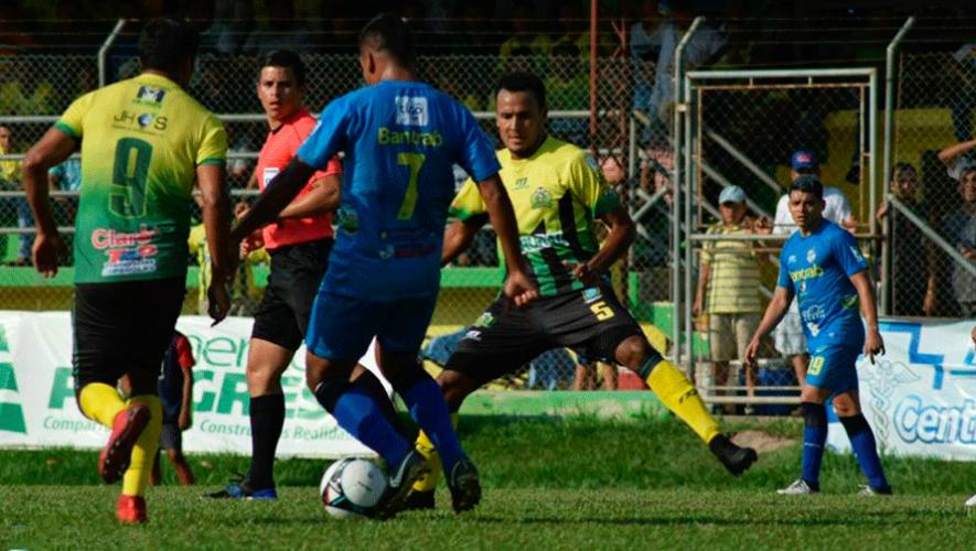 Partido de Guastatoya y Cobán por el Torneo Clausura | Marzo 2019