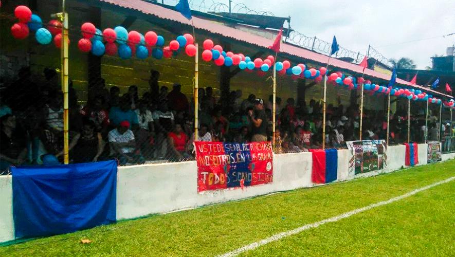 Partido de Iztapa y Guastatoya por el Torneo Clausura   Febrero 2019