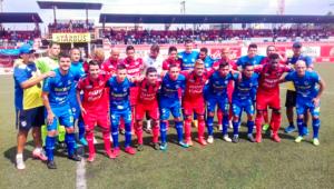 Partido de Malacateco y Cobán por el Torneo Clausura | Febrero 2019