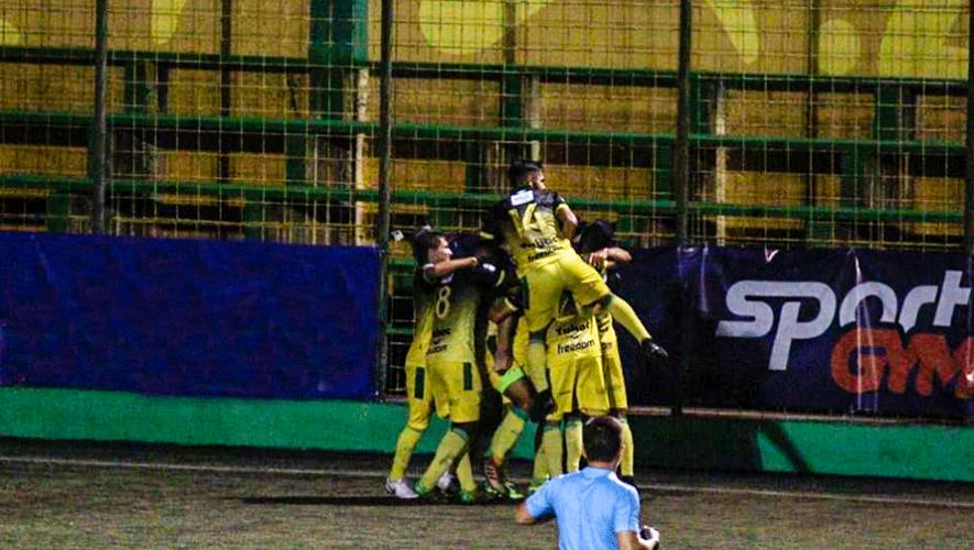 Partido de Petapa y Comunicaciones por el Torneo Clausura | Marzo 2019