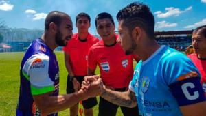 Partido de Sanarate y Antigua por el Torneo Clausura | Febrero 2019