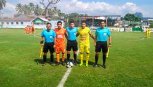 Partido de Siquinalá y Cobán por el Torneo Clausura   Febrero 2019