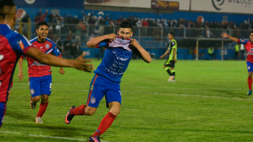 Partido de Xelajú y Antigua por el Torneo Clausura | Febrero 2019