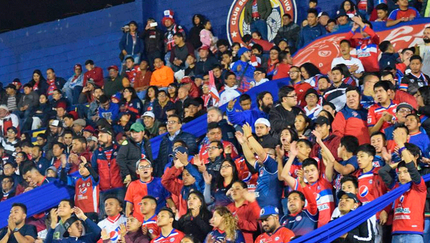 Partido de Xelajú y Chiantla por el Torneo Clausura   Marzo 2019