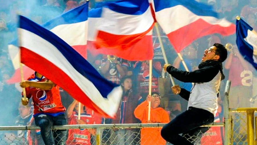 Partido de Xelajú y Guastatoya por el Torneo Clausura | Febrero 2019