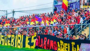 Partido de ida San Pedro vs. Cobán, final del Torneo de Copa   Febrero 2019