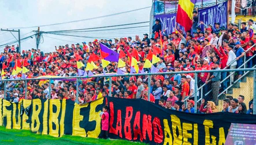 Partido de ida San Pedro vs. Cobán, final del Torneo de Copa | Febrero 2019