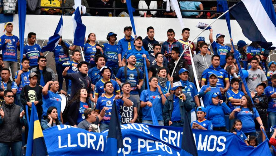 Partido de vuelta Cobán vs. San Pedro, final del Torneo de Copa | Febrero 2019