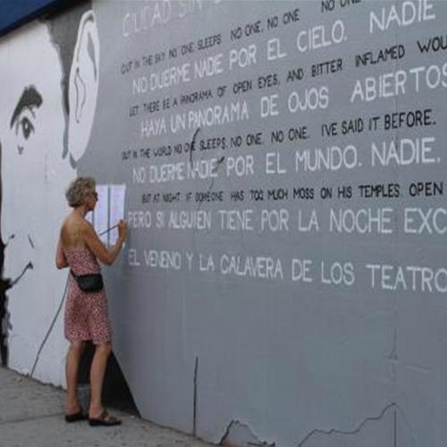 Pintarán murales en Guatemala