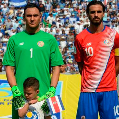 Posibles rivales de la selección de Guatemala