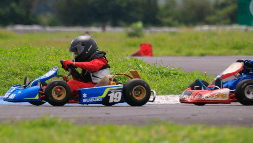 Primera fecha del Campeonato Nacional de Karting | Febrero 2019