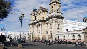 Rally en bicicleta por históricas iglesias de la Ciudad de Guatemala | Febrero 2019
