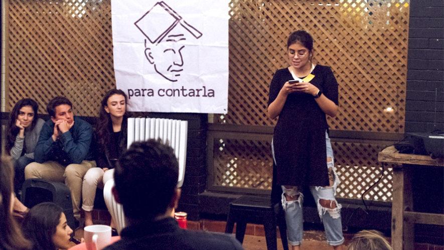 Relatos Ambidiestros, presentación de libro en Guatemala   Febrero 2019