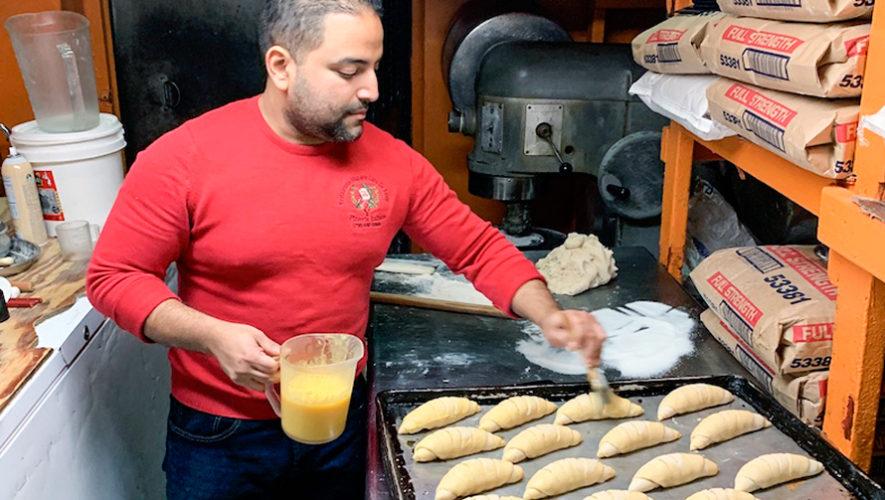 Restaurante Luna de Xelajú en Nueva York es conocido por el pan dulce guatemalteco