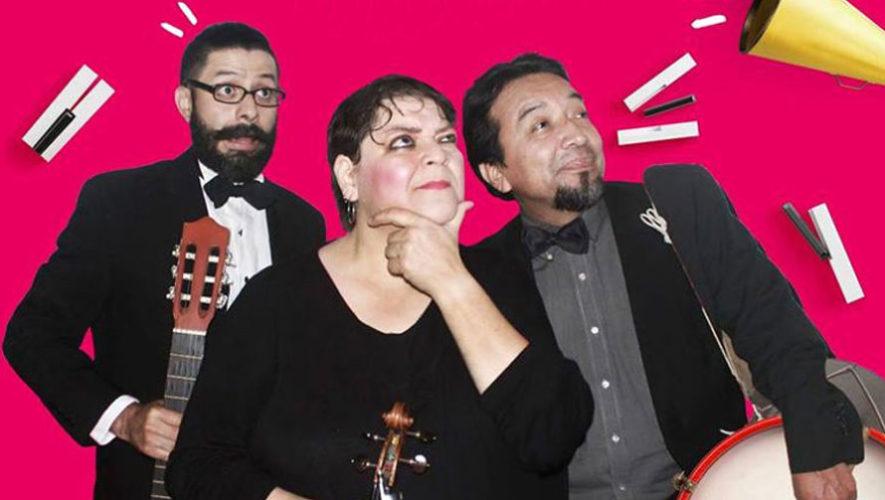 Se Nos Va La Orquesta, comedia con Mónica Sarmientos | Febrero - Abril 2019