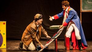 Show de artes escénicas basado en la obra El Principito | Febrero 2019