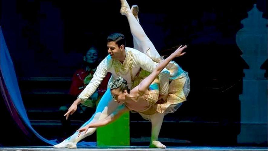 Show gratuito de ballet en Antigua Guatemala | Febrero 2019