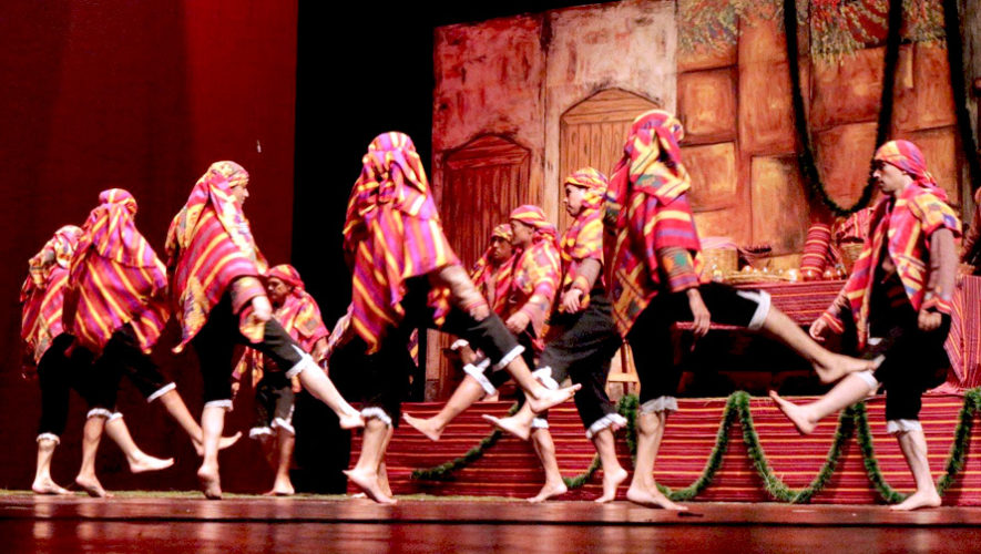Show gratuito del Ballet Moderno y Folklórico en San Lucas Sacatepéquez | Marzo 2019