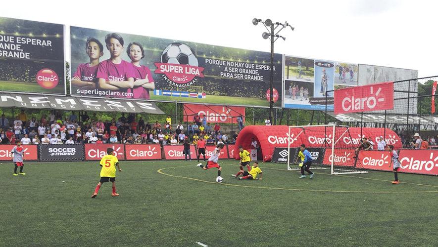 Super Liga Claro Internacional 2019 llevará a jóvenes jugadores a Panamá